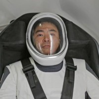 Japanese astronaut Akihiko Hoshide excited to fly aboard SpaceX ship