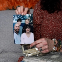 Beverly Veres' two sons are addicted to heroin but can't get the help they need, with U.S. health services consumed by the coronavirus pandemic at a time when overdoses are surging | AFP-JIJI