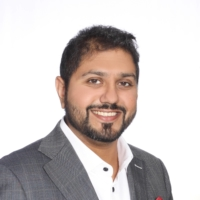 Know your history: Randeep Melhi, the chief commercial and chief operating officer of blockchain technology company Emurgo, wants consumers to think more about where their food comes from.  | © EMURGO