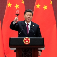 The survey found that few Americans put much stock in Chinese leader Xi Jinping. Just 15% believe Xi would do the right thing regarding world affairs, whereas 82% do not — including 43% who have no confidence in Xi at all. | REUTERS
