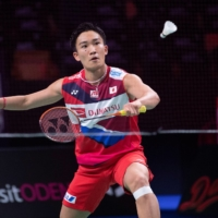 Kento Momota still moving toward Olympic dream 10 years after 2011 earthquake