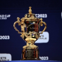 Tickets for the 2023 Rugby World Cup in France will go on sale from March 15. | AFP-JIJI