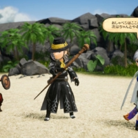 Brave new world: Bravely Default II has a completely different setting from the first game and features four new heroes who traverse a continent called Excillant. | © 2021 SQUARE ENIX CO., LTD. ALL RIGHTS RESERVED.