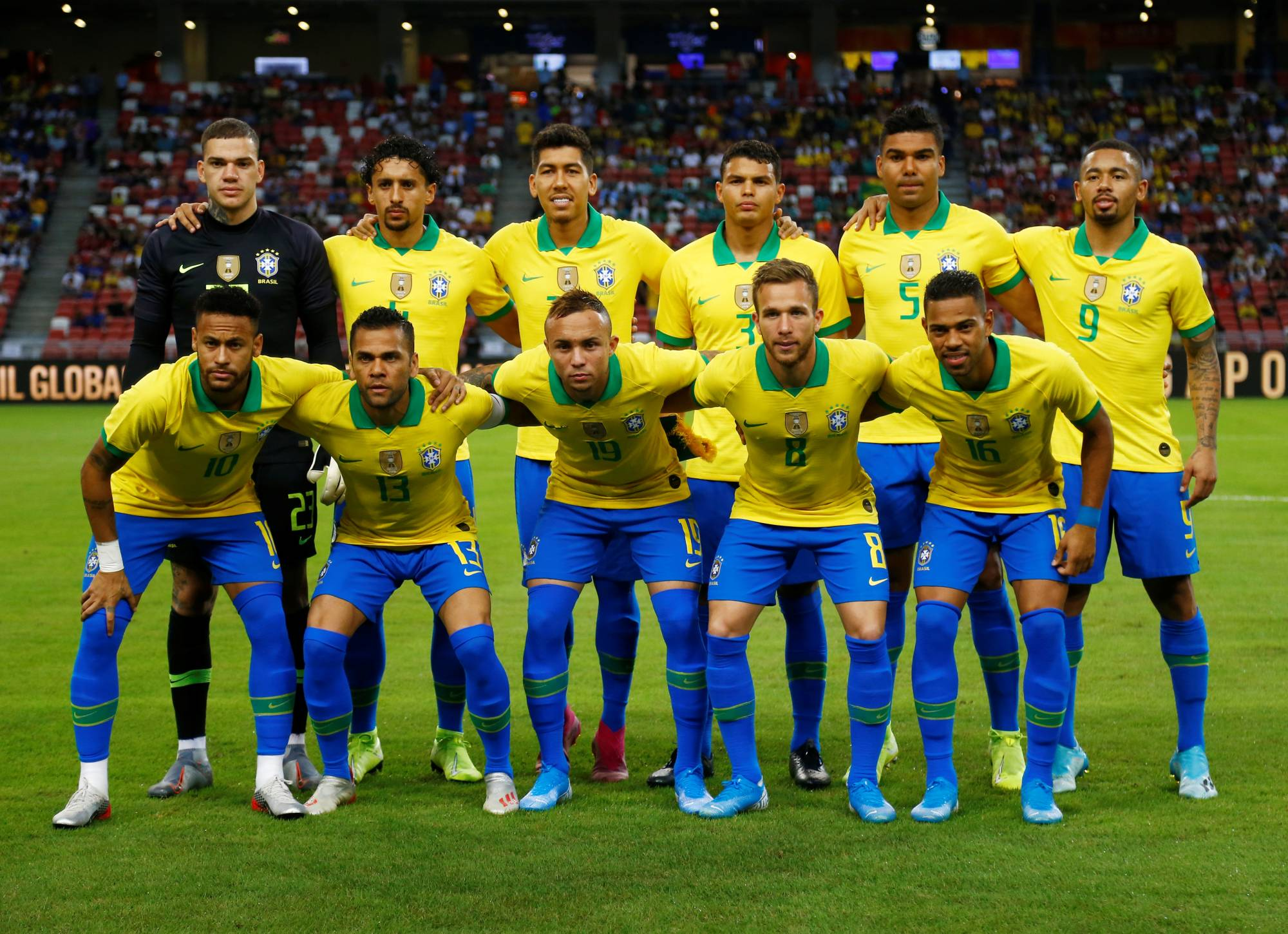 Brazil's World Cup qualifiers against Argentina and Colombia scheduled for later this month are among a number of fixtures that have been postponed due to coronavirus-related travel restrictions in South America. | REUTERS