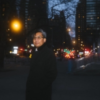 Kyaw Moe Tun, Myanmar's ambassador to the U.N., near the U.N. building in New York in February. At the U.N., Kyaw Moe Tun declared his new military masters illegitimate. They fired him, but he has no intention of leaving.  | CELESTE SLOMAN / THE NEW YORK TIMES