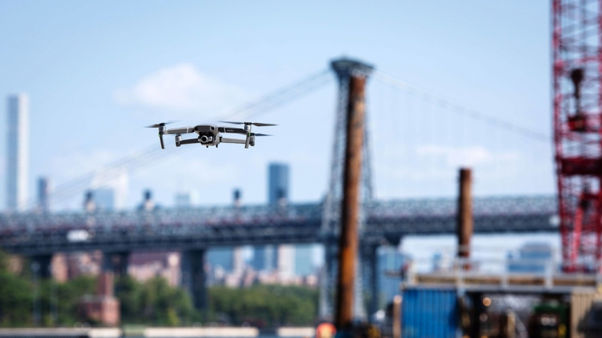 Game of drones: Chinese giant DJI hit by U.S. tensions and staff defections