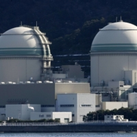 The government's panel on energy policy says Japan needs to restart many of its nuclear power plants to become carbon neutral by 2050. | BLOOMBERG