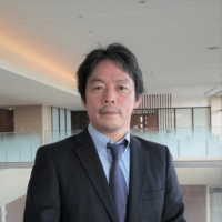 Kyoto University professor Nobuhito Mori sees the assessment of technologies, such as AI models, as having a potentially bigger long-term impact on predicting tsunami waves.  | NOBUHITO MORI
