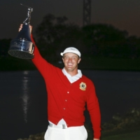 Bryson DeChambeau powers to victory at Bay Hill