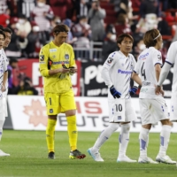 Gamba has not played since their season-opening loss against Vissel in Kobe on Feb. 27. | KYODO