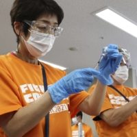 Japan to use seven-shot insulin syringes for COVID-19 vaccines