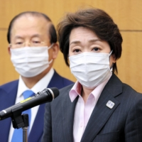 Tokyo 2020 chief says games may ramp up virus testing frequency