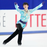 Yuzuru Hanyu driven to greatness by 2011 disaster experience