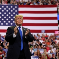 At the end of the day, former U.S. President Donald Trump's 'America First' was mostly posturing, because he couldn't deliver real improvements in the lives of his base. | REUTERS