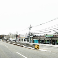 Route 9 in Boston, the location of the shooting of Juston Root. The 2020 shooting exposes how mental health patients with few options can fall into tragic encounters with police.   BLOOMBERG