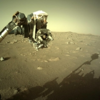 Perseverance 'SuperCam' begins hunt for past life on Mars