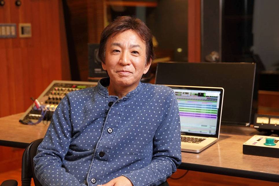 Music maker: Songwriter Tetsuji Hayashi says that new technologies are rewriting the rules of how a song becomes a hit, 'it could be from another country or another generation.'