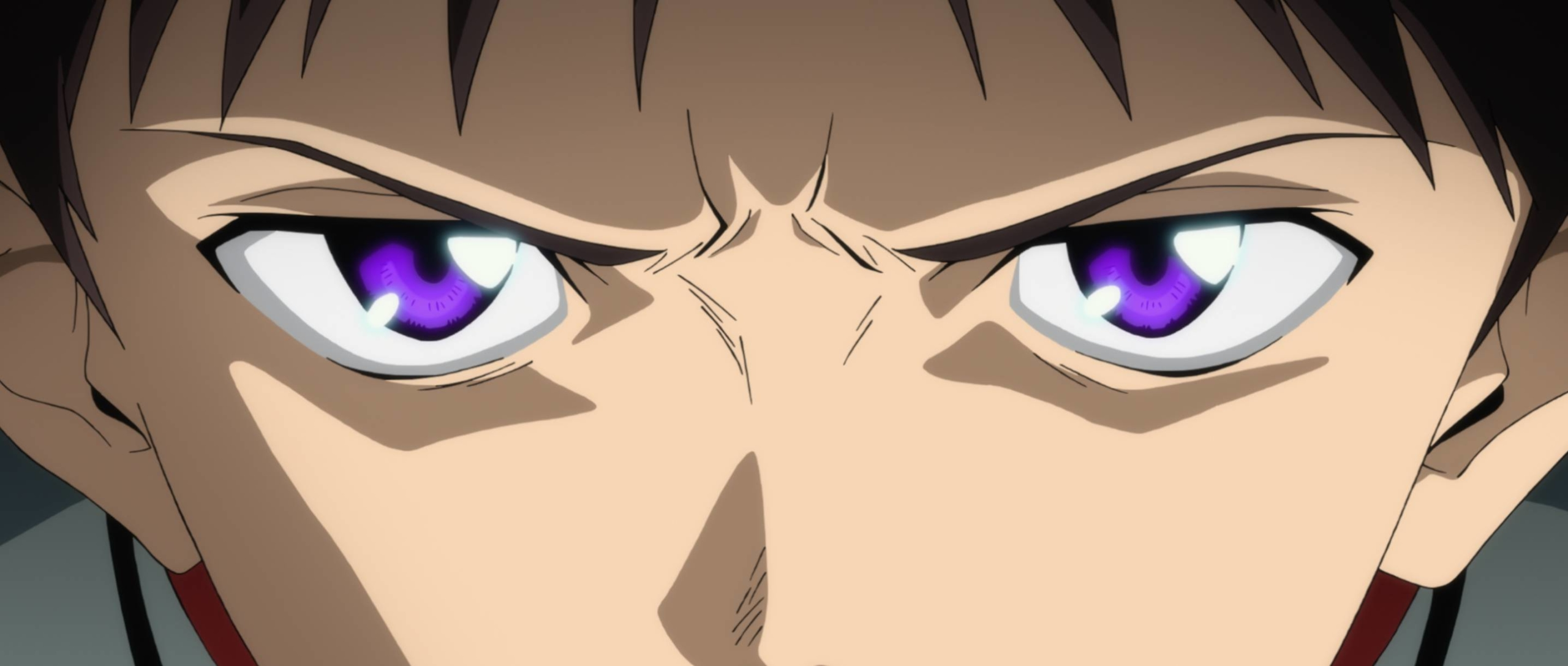 Internal conflict: The psychological and emotional issues that Shinji Ikari, protagonist of the 'Neon Genesis Evangelion' series and films, grapples with give the anime depth and poignancy. | 'EVANGELION:3.0+1.0 THRICE UPON A TIME' © KHARA