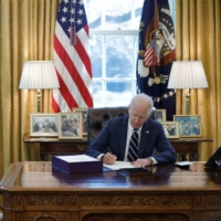 Biden signs $1.9 trillion stimulus bill as he eyes next stage of pandemic fight