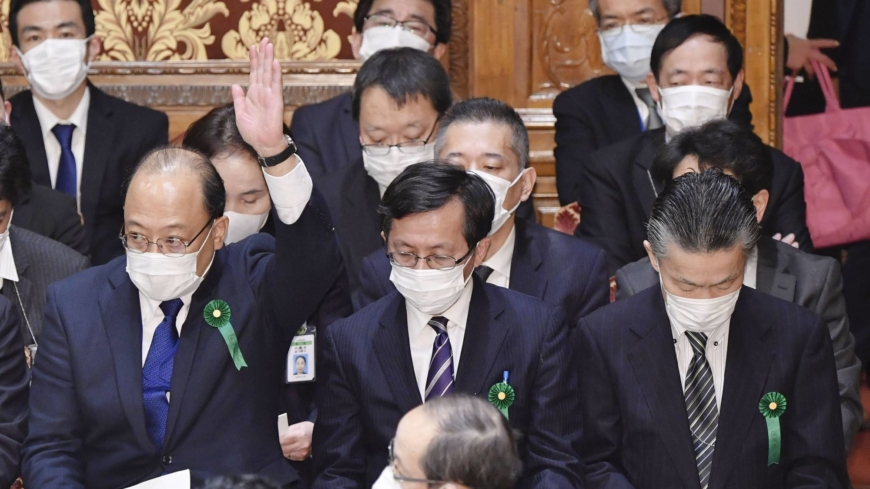 Japan's ethics code for officials in focus as dining scandal rumbles on