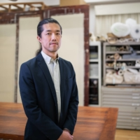 Keisuke Sugiyama: 'Being able to experience the past through art is extremely exciting'