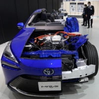 Toyota chief's warning to Apple: The car business isn't easy