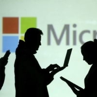 Hackers rushed in as Microsoft raced to avert cyberattack