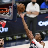 Rui Hachimura scores season-high 29 in Wizards' loss to Bucks