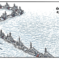 China's maritime incursions | ROGER DAHL