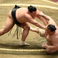 Takakeisho upset on Day 3 as Hakuho withdrawal dominates news