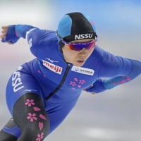Speedskater Miho Takagi reaching new heights despite pandemic restraints