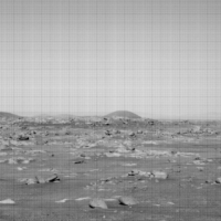 Mars' 'missing' water buried beneath surface