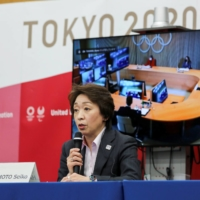 Athens Olympics chief says Seiko Hashimoto can carry Tokyo Games to success