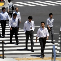 Company worker: The dream job of the Japanese child