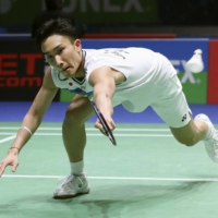 Kento Momota returns to international competition with win at All England Open