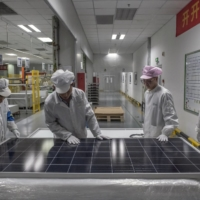 Biden's solar dreams collide with outrage over China's 'genocide'