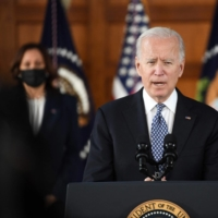 Biden calls for new law and change of heart after Georgia murders