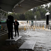 Heavy rain forces evacuations and flood warnings on Australia's east coast