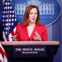 White House press secretary Jen Psaki said on Friday five employees had been fired over marijuana use, even after announcing a more lenient policy toward past use of the drug a few weeks ago. | REUTERS