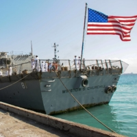 China has 'steadily improved' its military capability to fend off U.S. Navy vessels in the western Pacific, the summary of a Japanese think tank report has shown. | AFP-JIJI