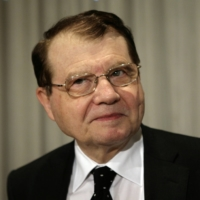 Luc Montagnier, a Nobel Prize winner, said last year that he believed the coronavirus was created in a Chinese lab. | REUTERS