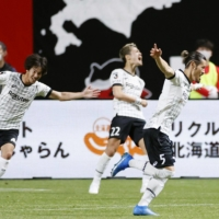 Vissel rallies from three goals down to edge Consadole