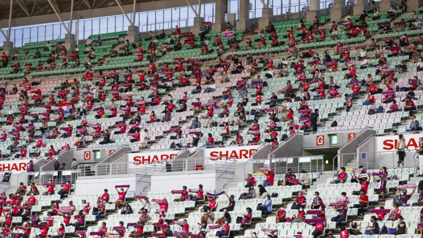 Japanese fans have attended sporting events since July. Will they be safe at the Olympics?