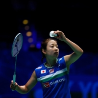 Japanese players dominate finals at All England Open