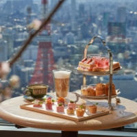 Teatime set offers delicious treats to celebrate spring