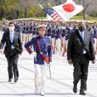 Japan and U.S. eye joint military drills focusing on defending Senkakus in emergency