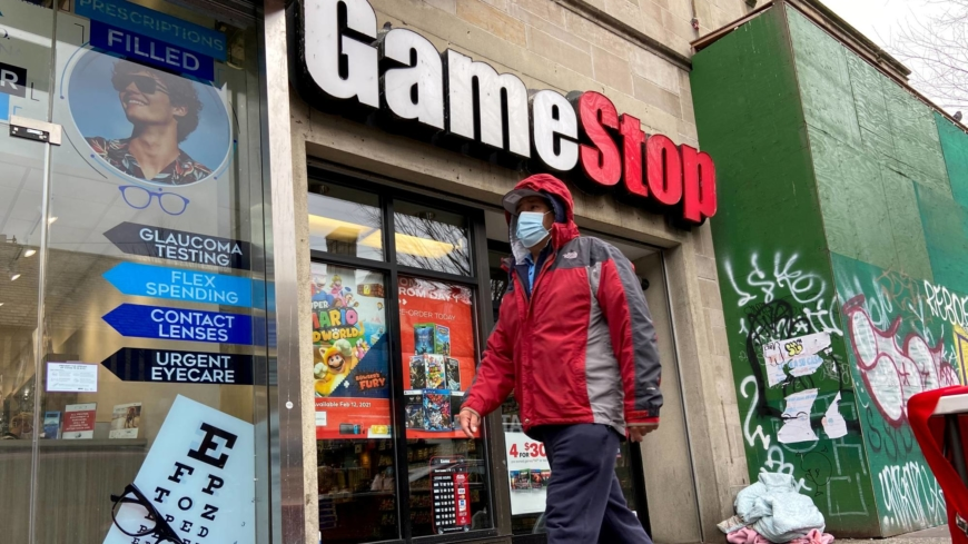 From pet food to video games: Inside Ryan Cohen's GameStop obsession | The  Japan Times