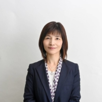 Mana Nakazora, chief credit strategist and vice chairperson of global market at BNP Paribas, Japan. | KYODO