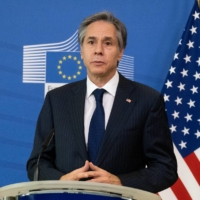 Blinken says U.S. won't force 'us-or-them' choice with China