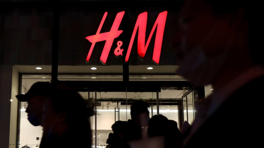 H&M faces boycott in China over stance on treatment of Uyghurs